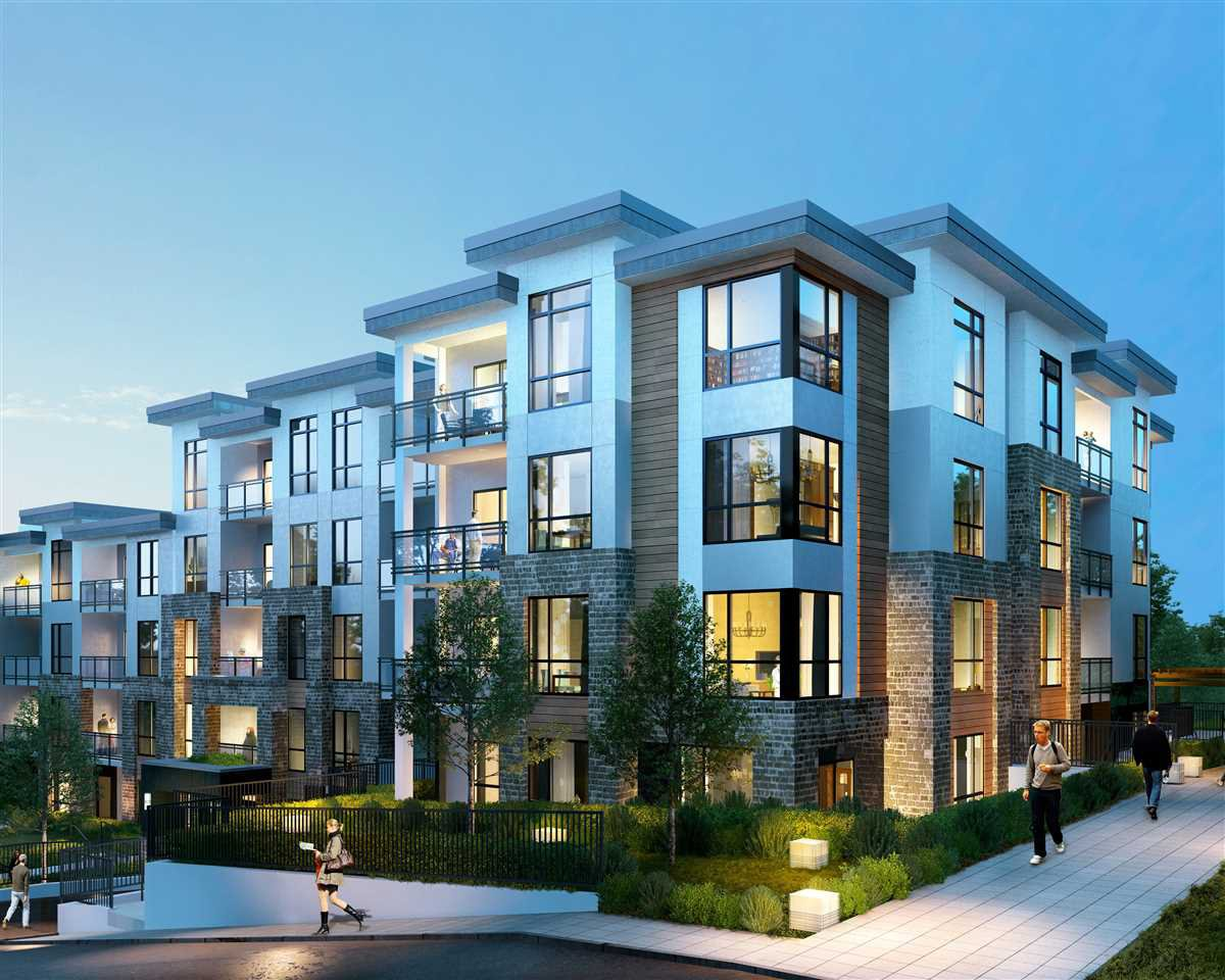 "Main Photo: 111 20087 68 Avenue in Langley: Willoughby Heights Condo for sale in ""Park Hill"" : MLS®# R2224194"