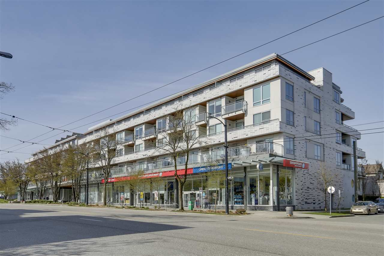 "Main Photo: 415 3333 MAIN Street in Vancouver: Main Condo for sale in ""3333 MAIN"" (Vancouver East)  : MLS®# R2260699"