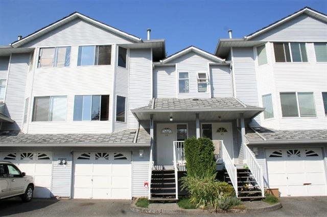 "Main Photo: 44 3087 IMMEL Street in Abbotsford: Central Abbotsford Townhouse for sale in ""Clayburn Estates"" : MLS®# R2339590"