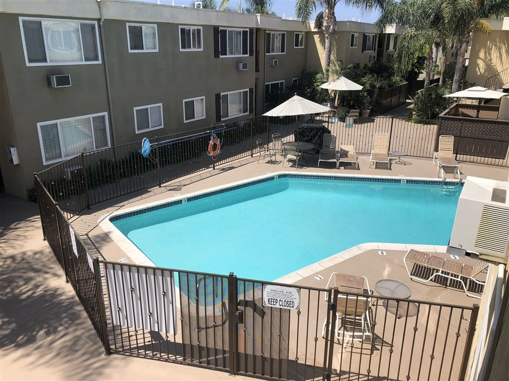 Main Photo: CLAIREMONT Condo for sale : 2 bedrooms : 6750 Beadnell Way #38 in San Diego