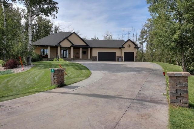 Main Photo: 53305 RGE RD 273: Rural Parkland County House for sale : MLS®# E4151005