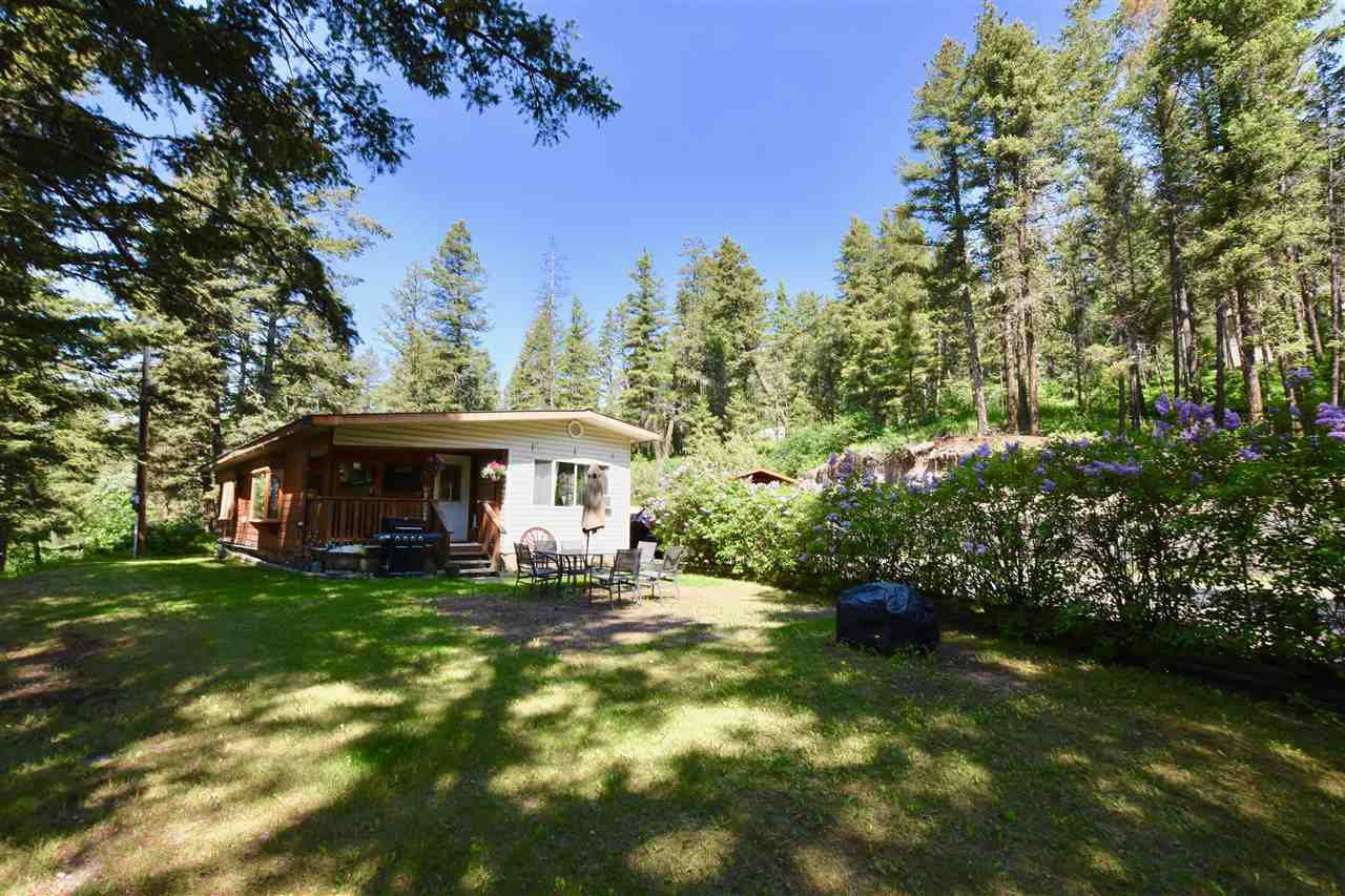 Main Photo: 1630 168 MILE Road in Williams Lake: Williams Lake - Rural North Manufactured Home for sale (Williams Lake (Zone 27))  : MLS®# R2362233