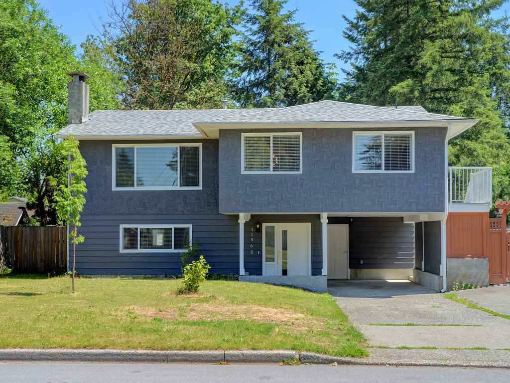 Main Photo: 11968 HALL Street in Maple Ridge: West Central House for sale : MLS®# R2366979