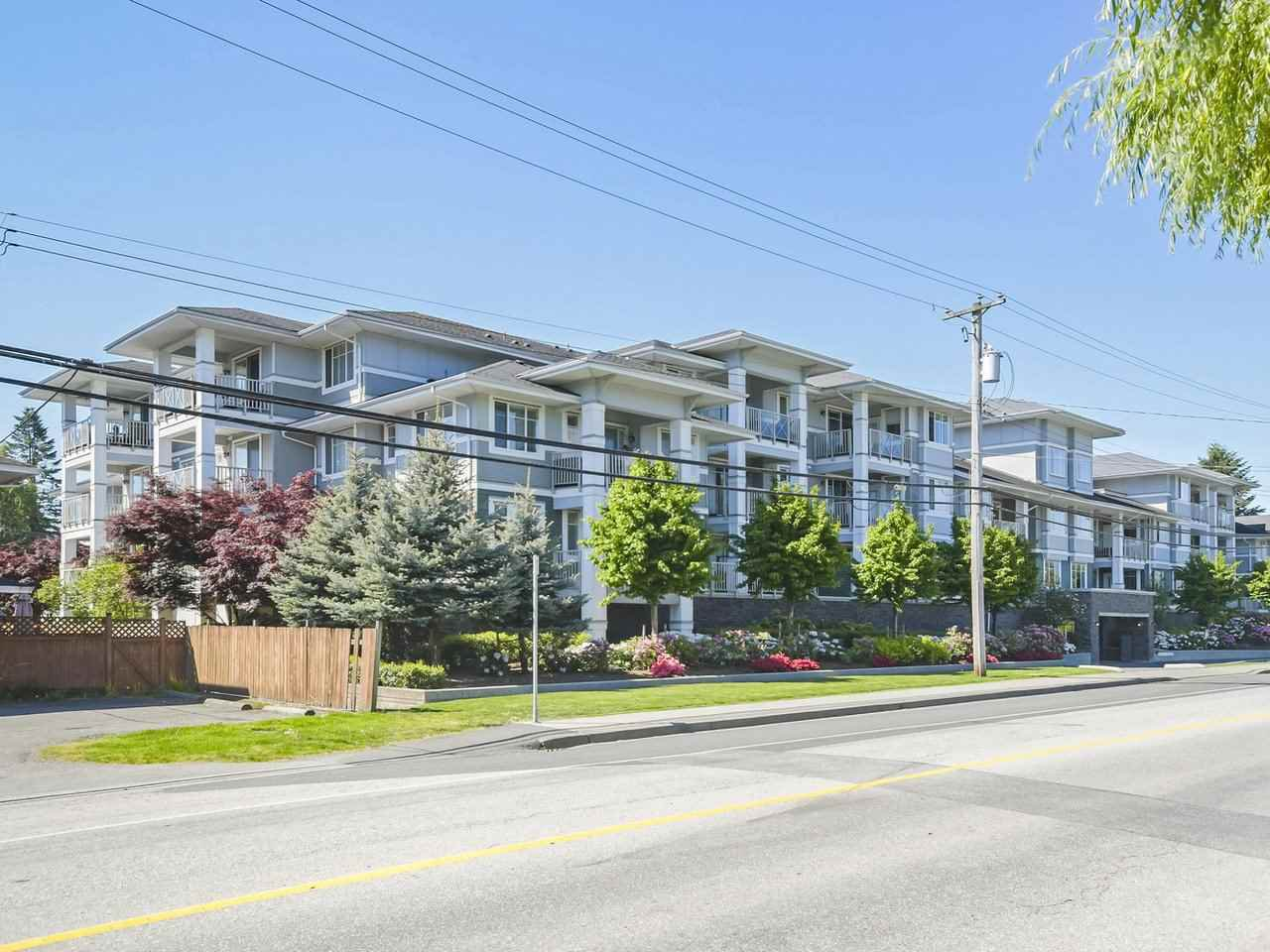 Main Photo: 315 46262 FIRST Avenue in Chilliwack: Chilliwack E Young-Yale Condo for sale : MLS®# R2368927
