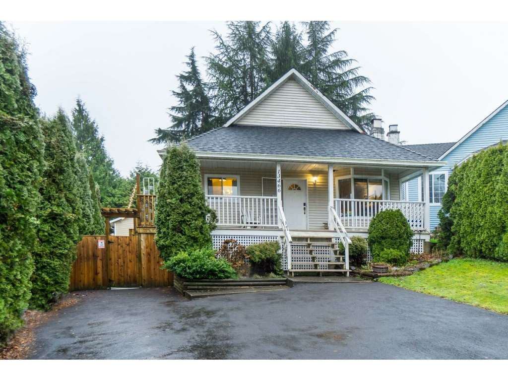 """Main Photo: 13466 62A Avenue in Surrey: Panorama Ridge House for sale in """"HERITAGE WOODS"""" : MLS®# R2429829"""
