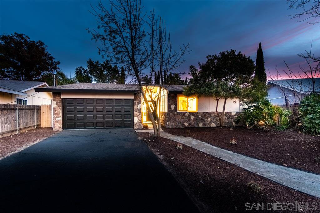 Main Photo: POWAY House for sale : 4 bedrooms : 14337 Erin Ln