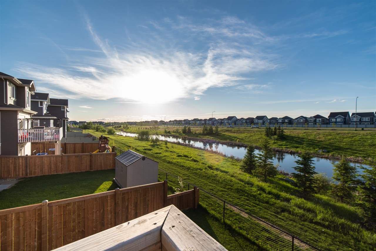 Main Photo: 4345 CRABAPPLE Crescent in Edmonton: Zone 53 House for sale : MLS®# E4200984