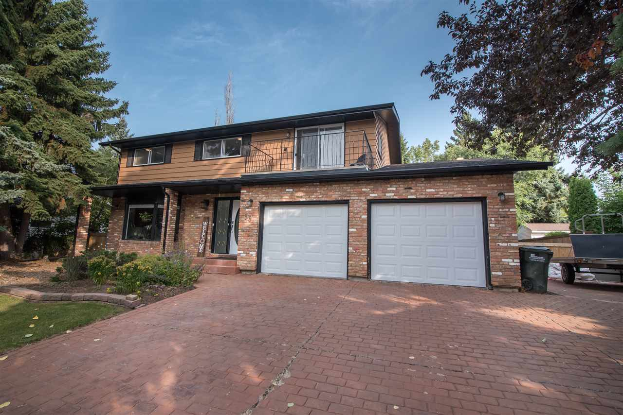 Main Photo: 58 BEAUVISTA Drive: Sherwood Park House for sale : MLS®# E4215728