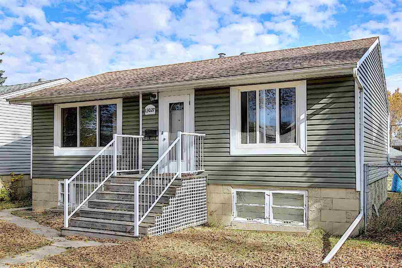 Main Photo: 13027 116 Street in Edmonton: Zone 01 House for sale : MLS®# E4216818