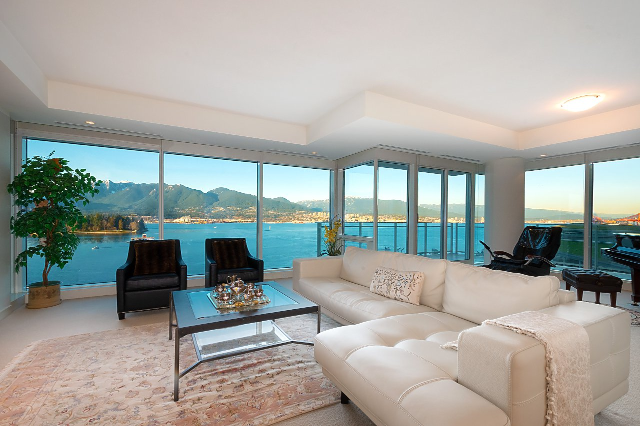 Main Photo: 1102 1139 Cordova Street in Vancouver: Coal Harbour Condo for sale (Vancouver West)