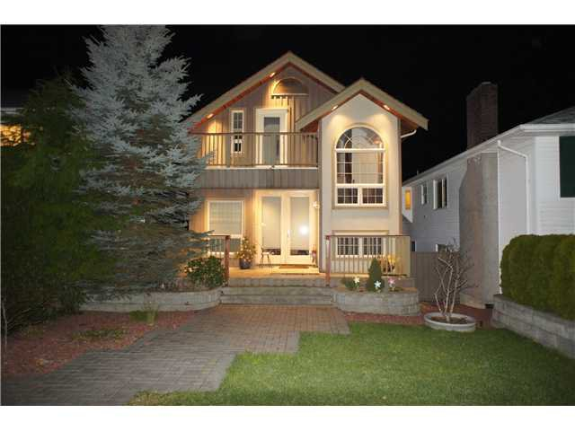 Main Photo: 283 N RANELAGH Avenue in Burnaby: Capitol Hill BN House for sale (Burnaby North)  : MLS®# V881472