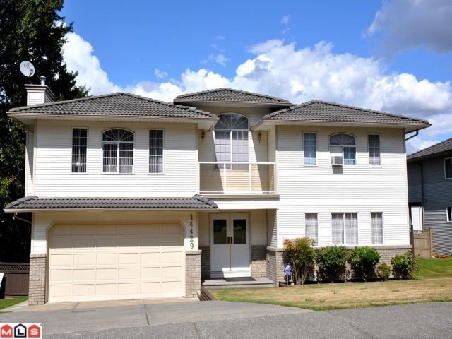 "Main Photo: 14429 115 Avenue in Surrey: Bolivar Heights House for sale in ""Bolivar Heights"" (North Surrey)  : MLS®# F1120889"
