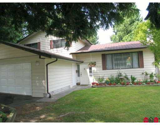 Main Photo: 15095 92 in Surrey: House for sale : MLS®# F2615952