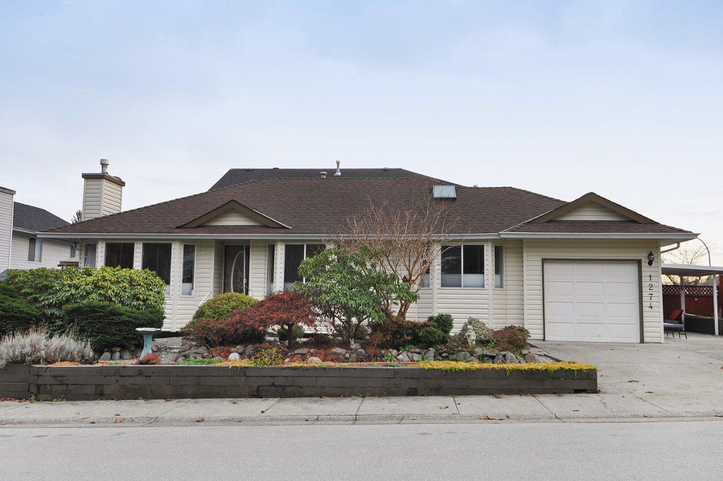Main Photo: 1274 CHELSEA Avenue in Port Coquitlam: Oxford Heights House for sale : MLS®# V1037625