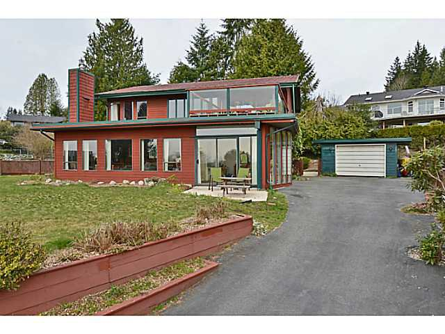 Main Photo: 683 FAIRMONT Road in Gibsons: Gibsons & Area House for sale (Sunshine Coast)  : MLS®# V1054403