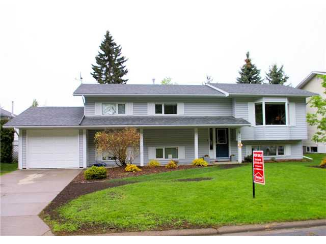 Main Photo: 4745 N MEADOW Road in Prince George: North Meadows House for sale (PG City North (Zone 73))  : MLS®# N236316