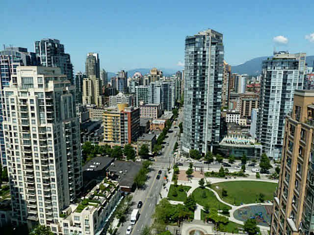 """Photo 13: Photos: 2603 1155 HOMER Street in Vancouver: Yaletown Condo for sale in """"YALETOWN"""" (Vancouver West)  : MLS®# V1069919"""