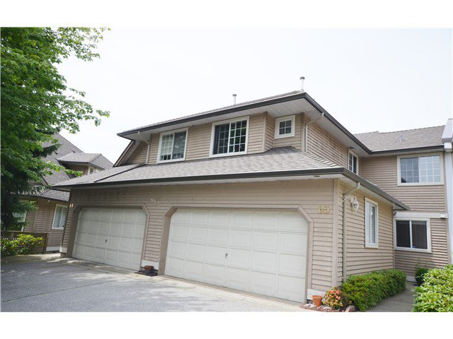 "Main Photo: 63 2615 FORTRESS Drive in Port Coquitlam: Citadel PQ Townhouse for sale in ""ORCHARD HILL"" : MLS®# V1070178"
