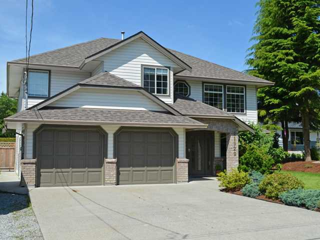 "Main Photo: 11929 248TH Street in Maple Ridge: Cottonwood MR House for sale in ""COTTONWOOD"" : MLS®# V1072673"