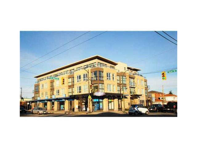 """Main Photo: 407 215 E 33RD Avenue in Vancouver: Main Condo for sale in """"33 & MAIN"""" (Vancouver East)  : MLS®# V1116893"""