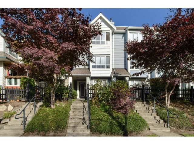 """Main Photo: 6711 PRENTER Street in Burnaby: Highgate Townhouse for sale in """"ROCK HILL"""" (Burnaby South)  : MLS®# R2010743"""