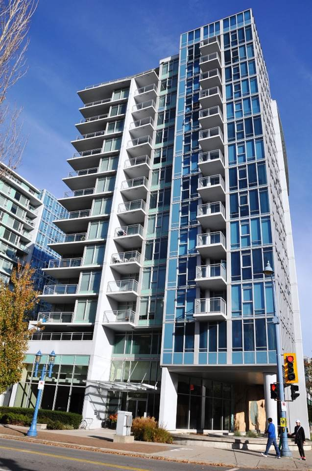 """Main Photo: 709 7371 WESTMINSTER Highway in Richmond: Brighouse Condo for sale in """"LOTUS"""" : MLS®# R2011744"""