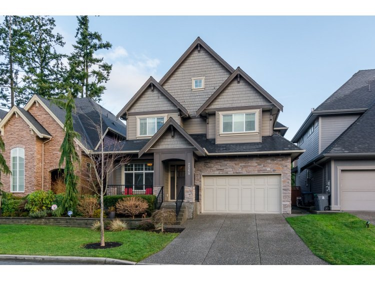 "Main Photo: 2568 163A Street in Surrey: Grandview Surrey House for sale in ""MORGAN HEIGHTS"" (South Surrey White Rock)  : MLS®# R2018857"