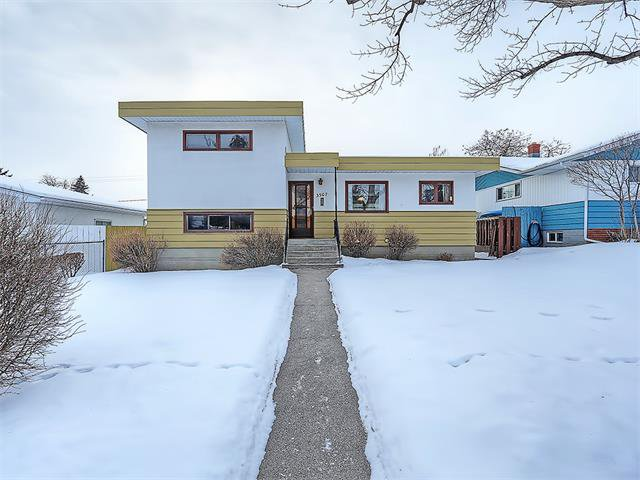 Main Photo: 3507 35 Avenue SW in Calgary: Rutland Park House for sale : MLS®# C4046049