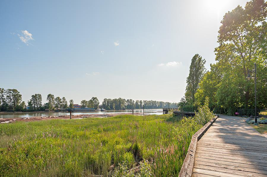 """Photo 14: Photos: 211 3138 RIVERWALK Avenue in Vancouver: Champlain Heights Condo for sale in """"SHORELINE"""" (Vancouver East)  : MLS®# R2078586"""