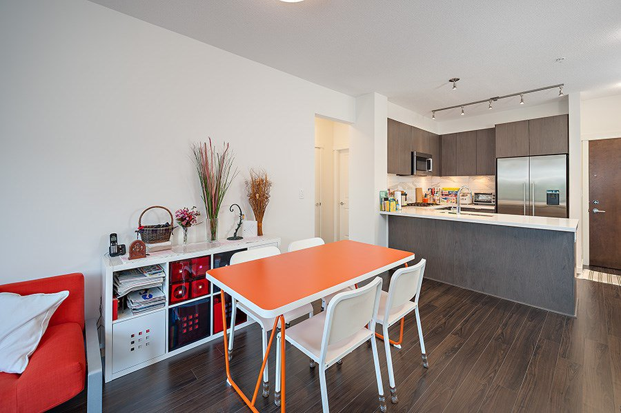 """Photo 4: Photos: 211 3138 RIVERWALK Avenue in Vancouver: Champlain Heights Condo for sale in """"SHORELINE"""" (Vancouver East)  : MLS®# R2078586"""