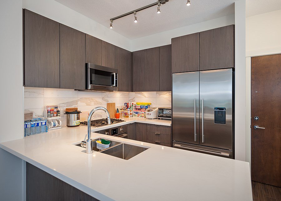 """Photo 3: Photos: 211 3138 RIVERWALK Avenue in Vancouver: Champlain Heights Condo for sale in """"SHORELINE"""" (Vancouver East)  : MLS®# R2078586"""