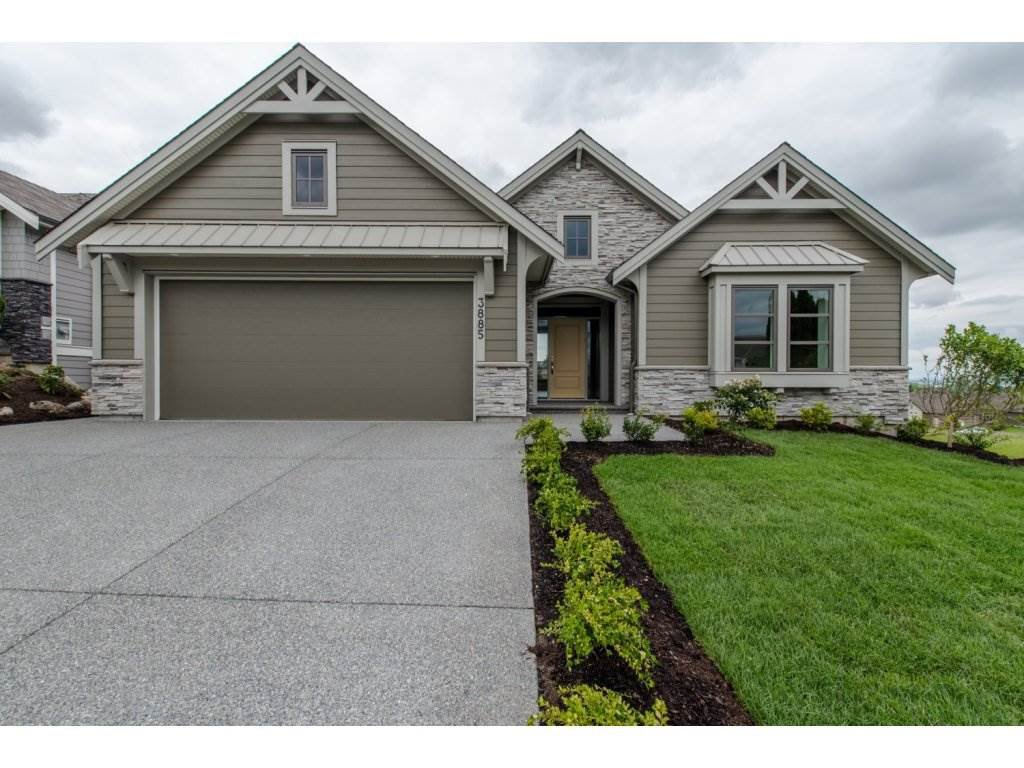 """Main Photo: 3885 LATIMER Street in Abbotsford: Abbotsford East House for sale in """"Creekstone"""" : MLS®# R2088487"""