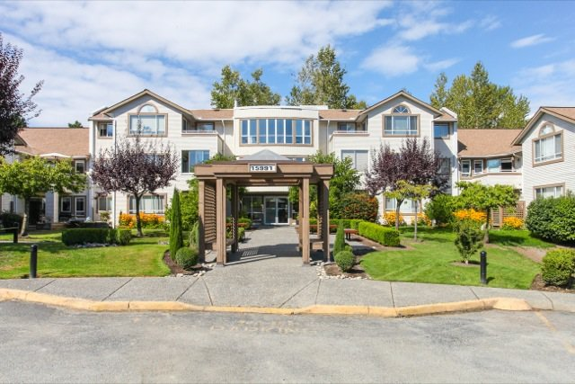 "Main Photo: 315 15991 THRIFT Avenue: White Rock Condo for sale in ""Arcadian"" (South Surrey White Rock)  : MLS®# R2102409"