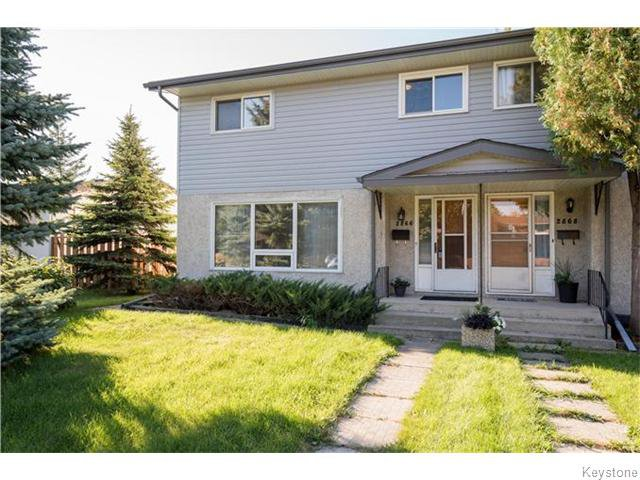 Main Photo: 2866 Ness Avenue in Winnipeg: Heritage Park Residential for sale (5H)  : MLS®# 1624617