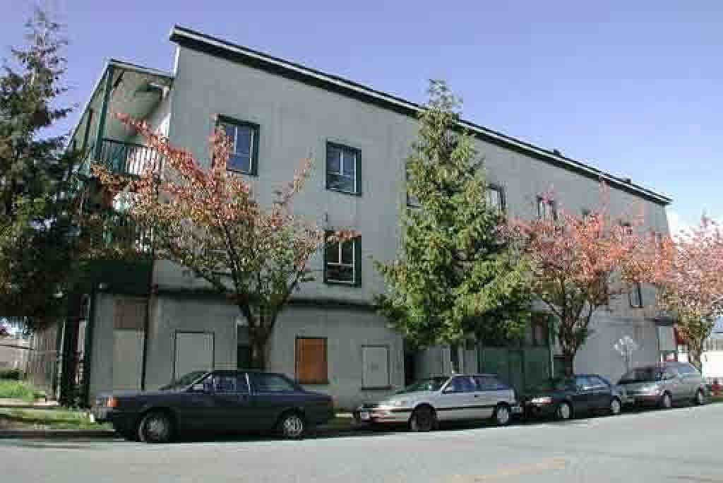 Main Photo: 407 VERNON DRIVE: Commercial for sale (Vancouver East)  : MLS®# V368844