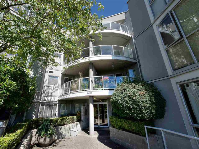 Main Photo: 303 8430 Jellicoe Street in Vancouver: Fraserview VE Condo for sale (Vancouver East)  : MLS®# R2198790