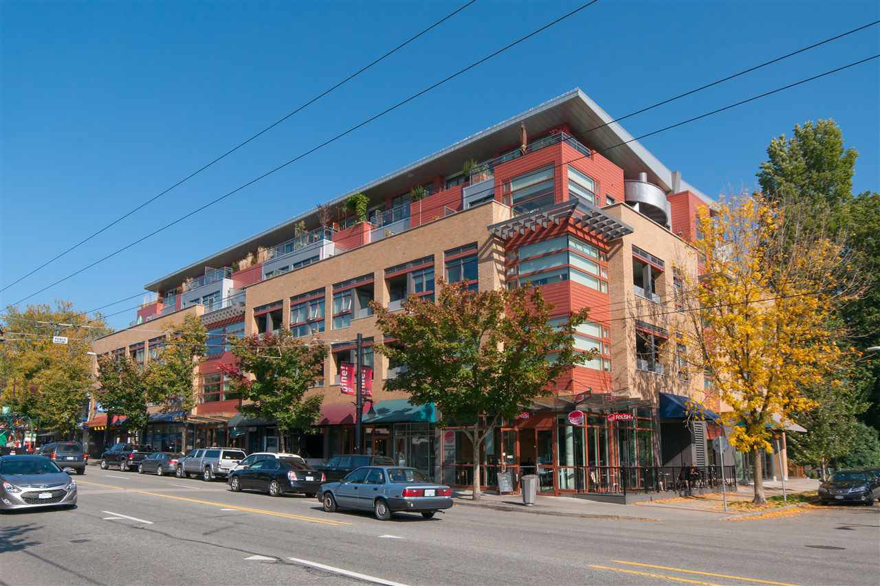 """Main Photo: 210 2250 COMMERCIAL Drive in Vancouver: Grandview VE Condo for sale in """"MARQUEE"""" (Vancouver East)  : MLS®# R2209246"""