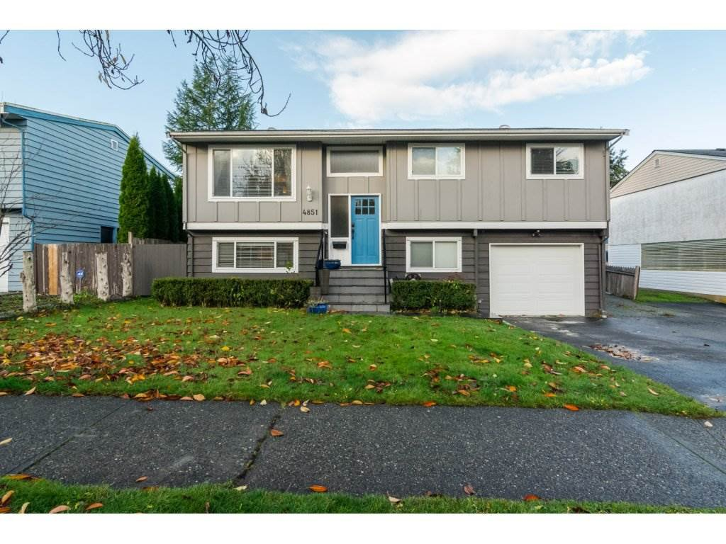 Main Photo: 4851 205A Street in Langley: Langley City House for sale : MLS®# R2222634