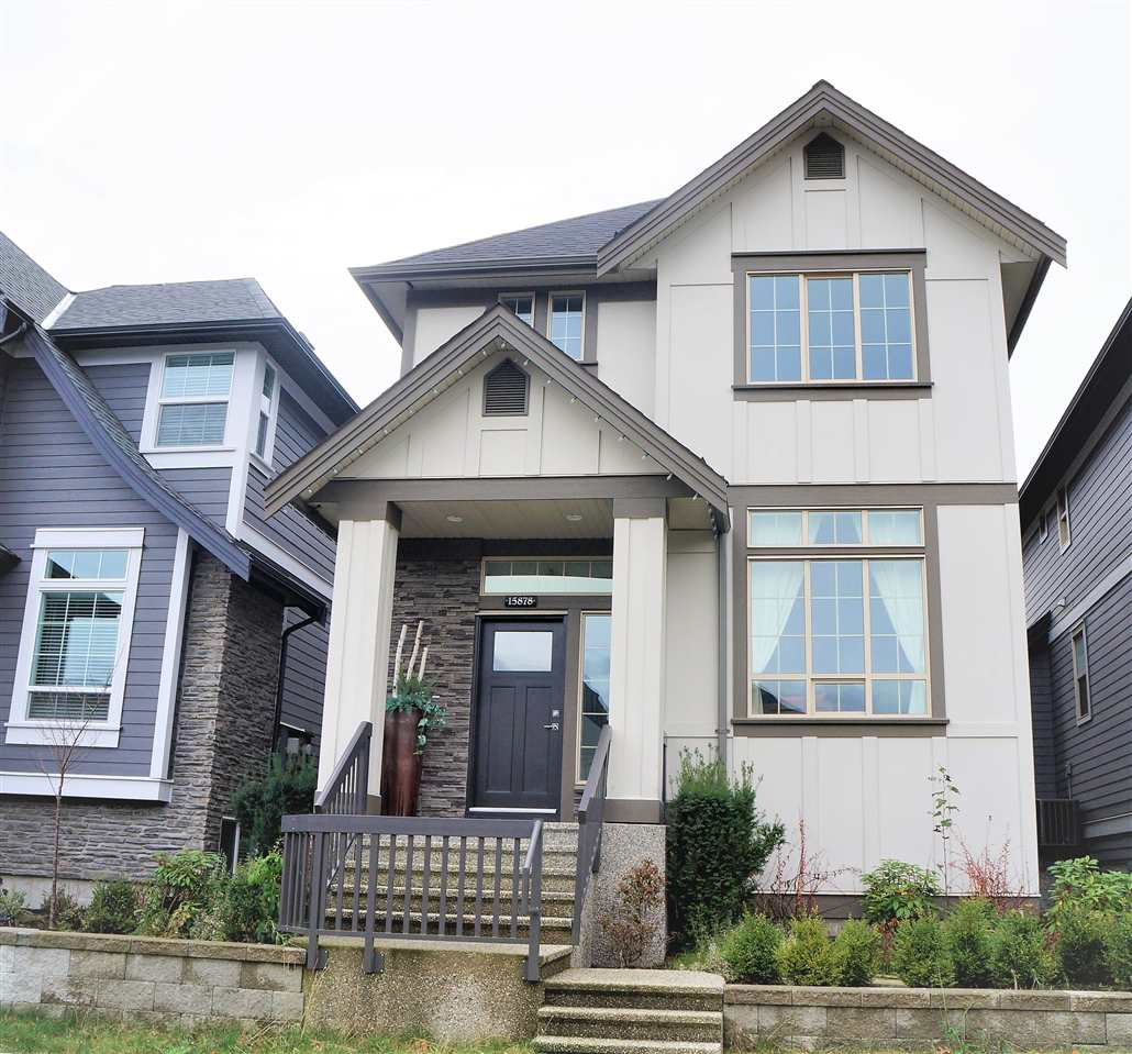"""Main Photo: 15878 29A Avenue in Surrey: Grandview Surrey House for sale in """"Morgan Rise"""" (South Surrey White Rock)  : MLS®# R2222892"""