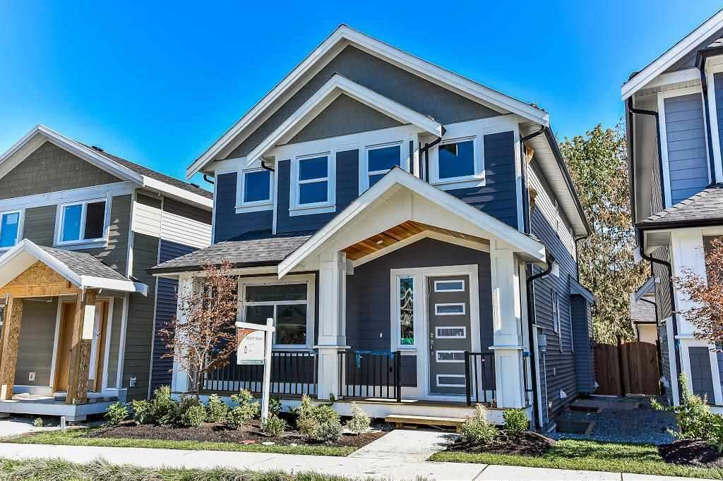 """Main Photo: 8230 204 Street in Langley: Willoughby Heights House for sale in """"Yorkson"""" : MLS®# R2230229"""
