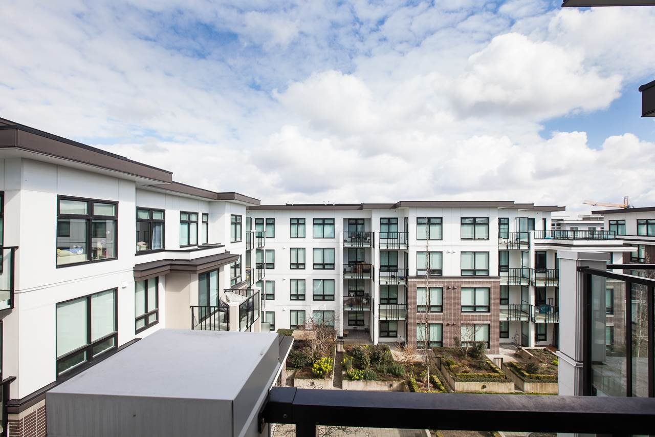 Photo 12: Photos: 418 9388 ODLIN Road in Richmond: West Cambie Condo for sale : MLS®# R2249455
