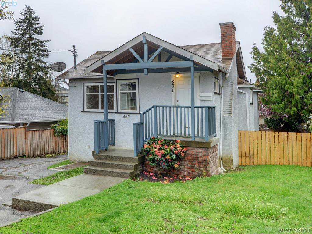Main Photo: 881 Leslie Dr in VICTORIA: SE Swan Lake Single Family Detached for sale (Saanich East)  : MLS®# 783219
