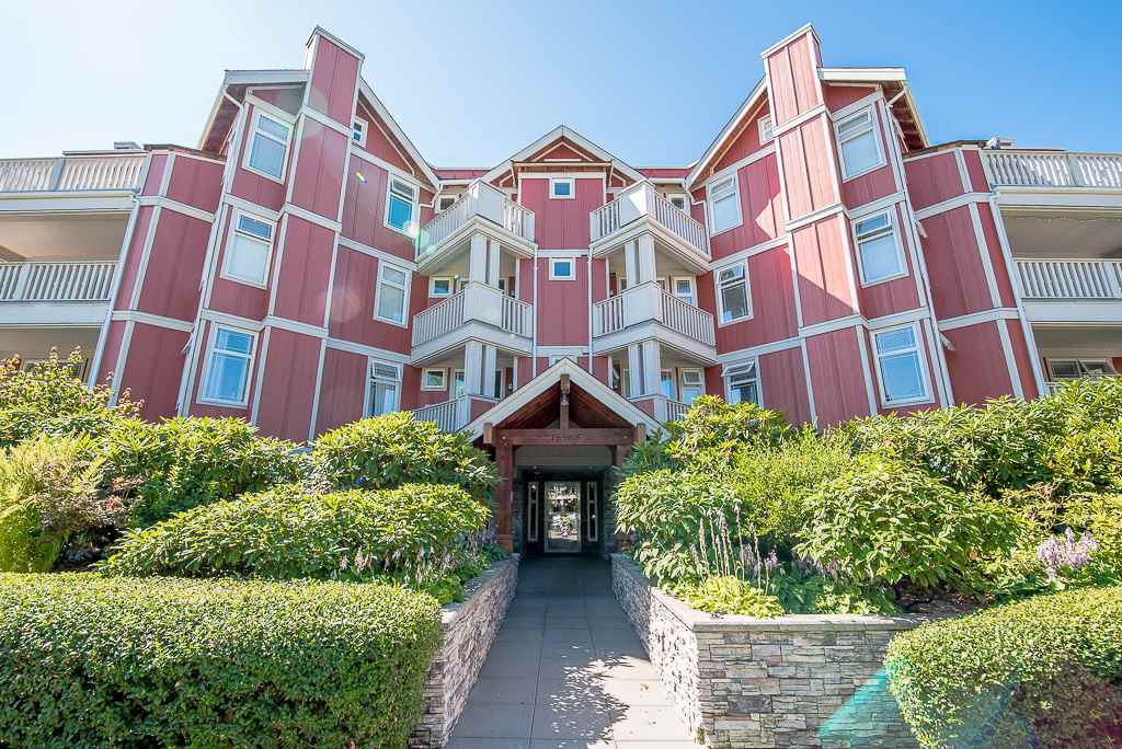 "Main Photo: 209 15368 16A Avenue in Surrey: King George Corridor Condo for sale in ""Ocean Bay Villa's"" (South Surrey White Rock)  : MLS®# R2291476"