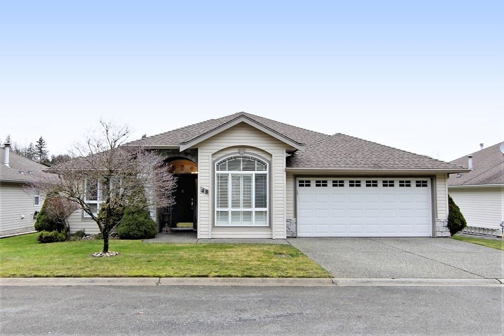 "Main Photo: 48 32250 DOWNES Road in Abbotsford: Abbotsford West House for sale in ""Downes Road Estates"" : MLS®# R2330900"