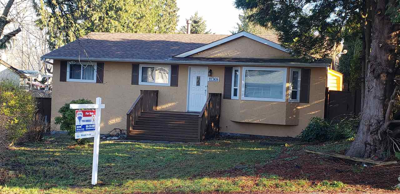 Main Photo: 11368 133A Street in Surrey: Bolivar Heights House for sale (North Surrey)  : MLS®# R2331811