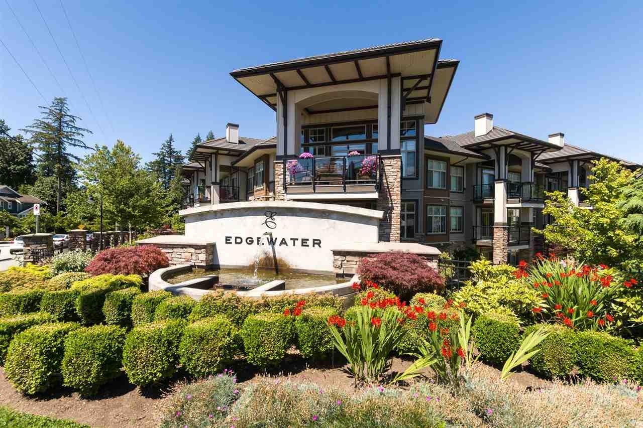 Main Photo: 202 15175 36 Avenue in Surrey: Morgan Creek Condo for sale (South Surrey White Rock)  : MLS®# R2356116