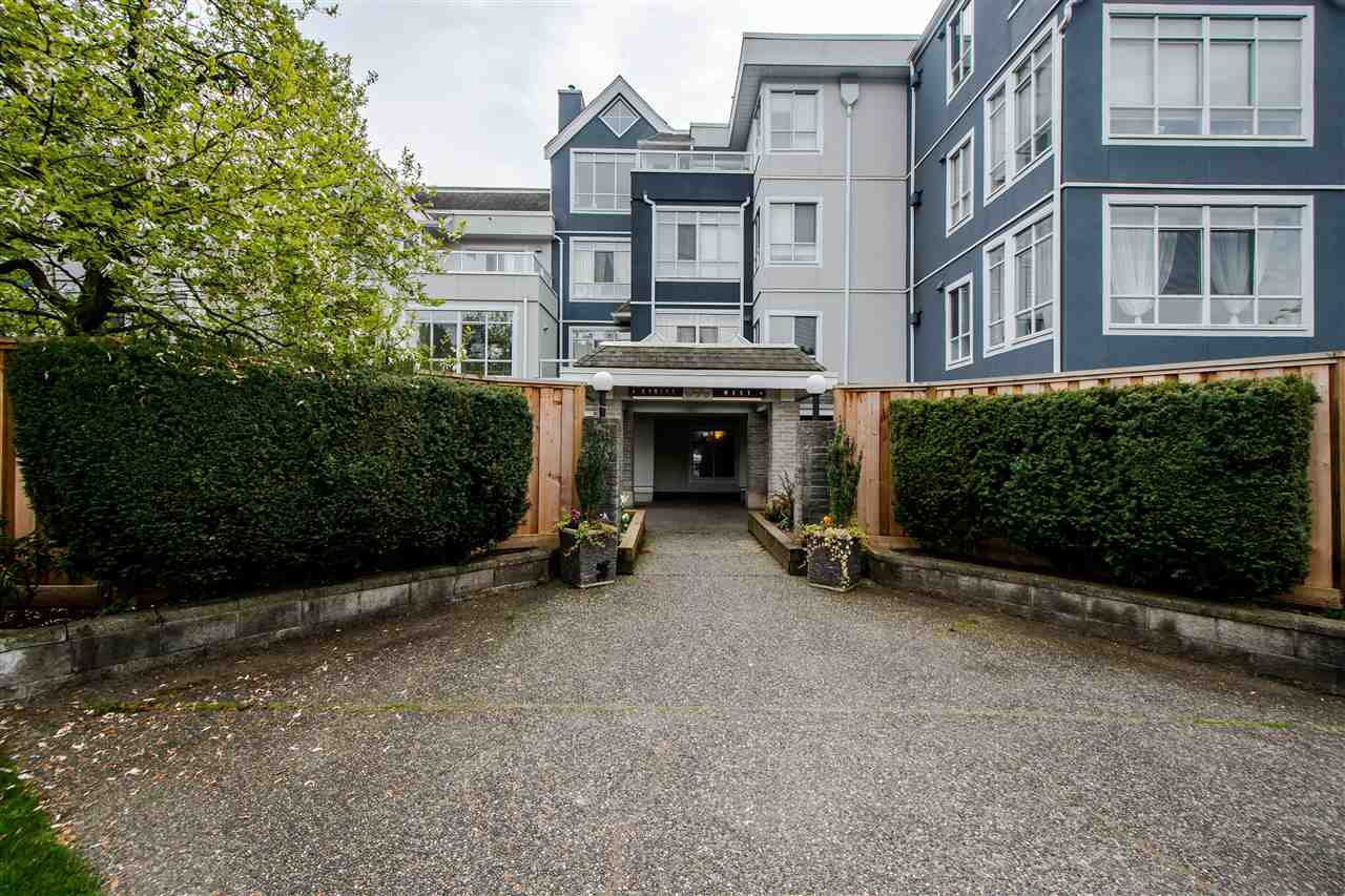 "Main Photo: 311 855 W 16TH Street in North Vancouver: Mosquito Creek Condo for sale in ""Gables West"" : MLS®# R2363048"