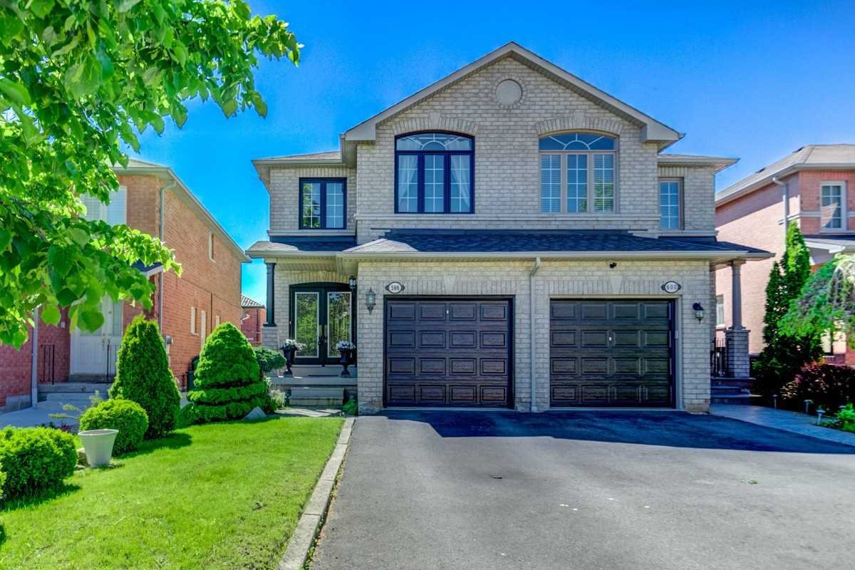 Main Photo: 598 Claymeadow Avenue in Mississauga: Cooksville House (2-Storey) for sale : MLS®# W4489030