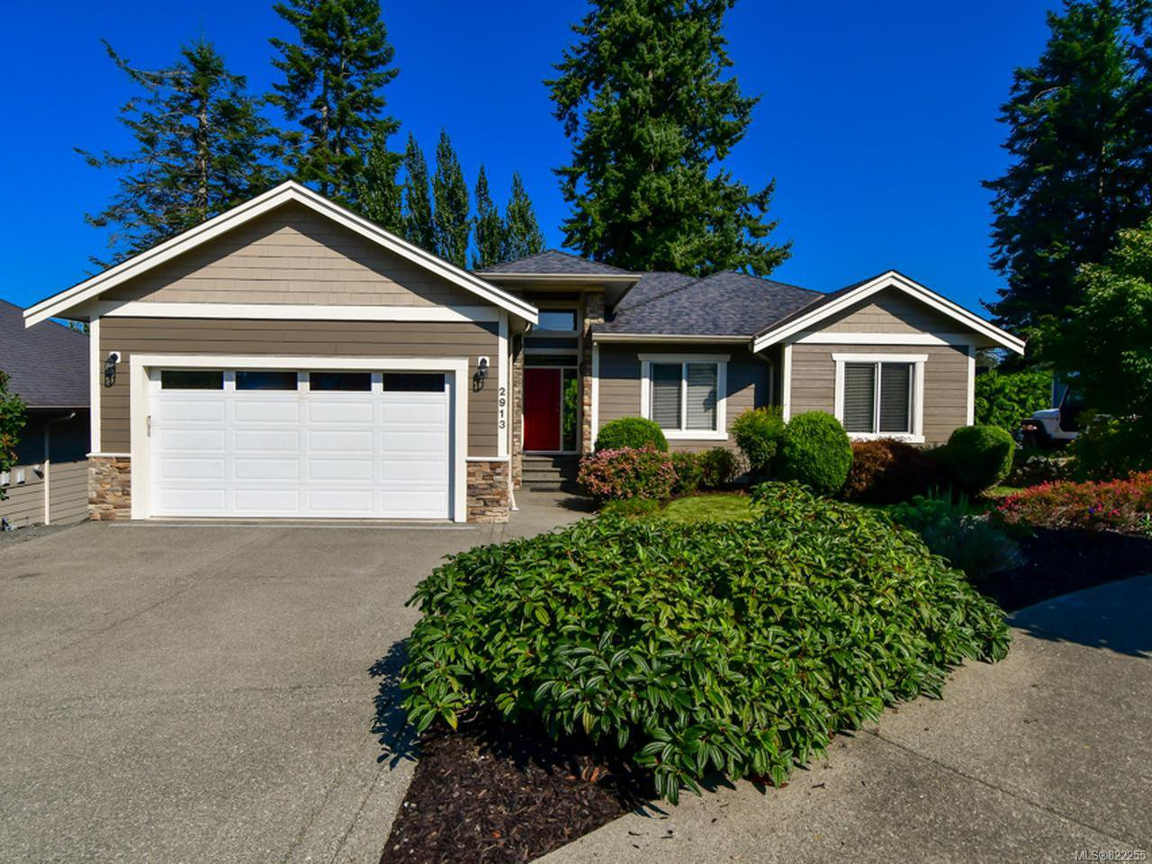 Main Photo: 2913 PACIFIC VIEW TERRACE in CAMPBELL RIVER: CR Willow Point House for sale (Campbell River)  : MLS®# 822255