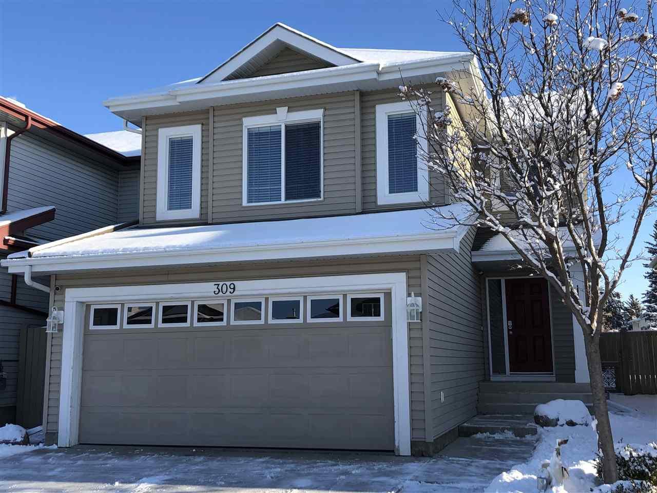 Main Photo: 309 79 Street in Edmonton: Zone 53 House for sale : MLS®# E4181703